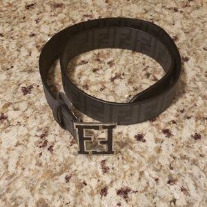 Unisex Fendi belt